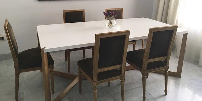 mesa muebles diseño