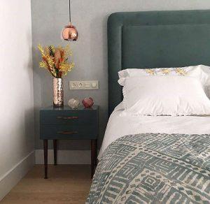 cama muebles diseño