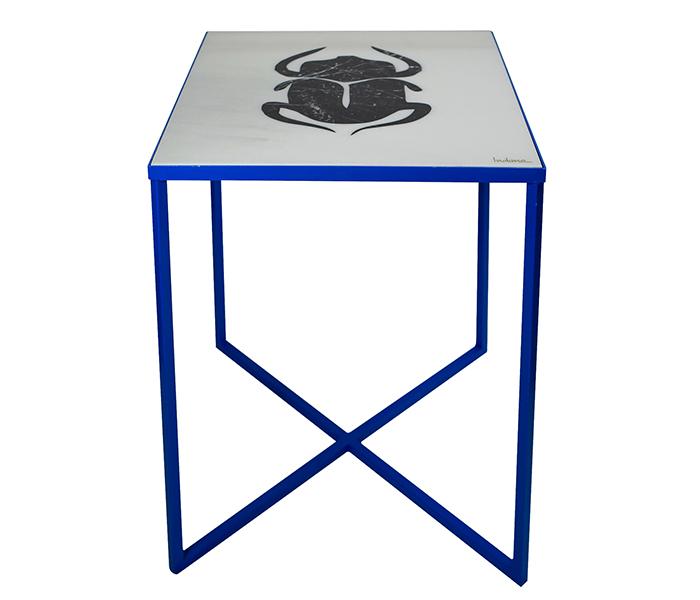 mesa beetle muebles diseño