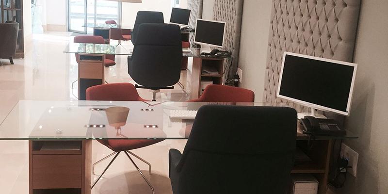 oficina muebles diseño