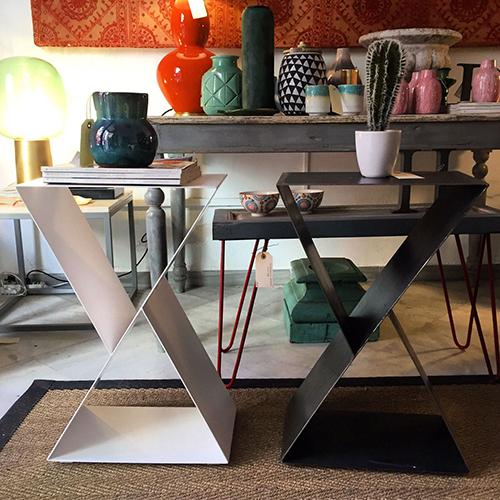 formas geometricas muebles diseño