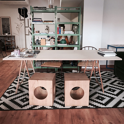mesa moon muebles diseño