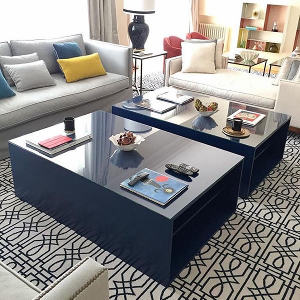 salon loft muebles diseño