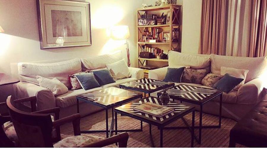 salon otoño muebles diseño