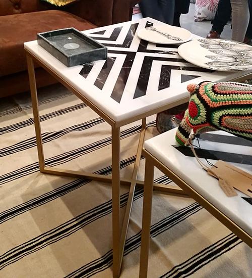 mesas muebles diseño