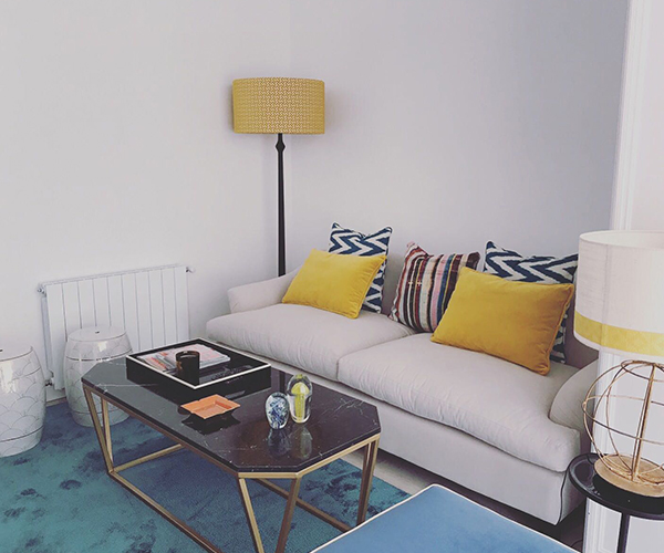 salon muebles diseño