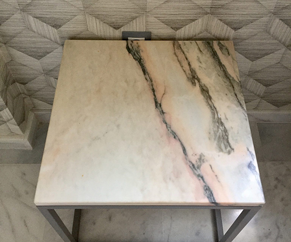 vetas marmol muebles diseño