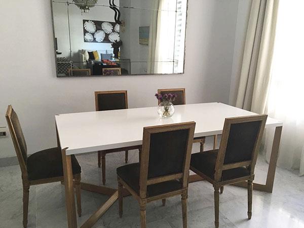 mesa comedor muebles diseño
