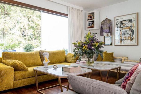casa lourdes montes muebles diseño
