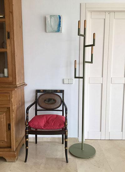 entrada silla interiorismo